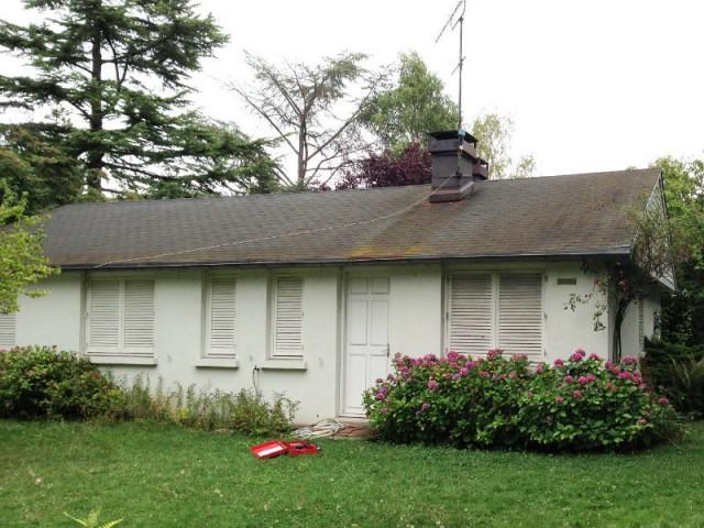 Des combles perdus dans un pavillon préfabriqué - Surélévation d'un pavillon francilien