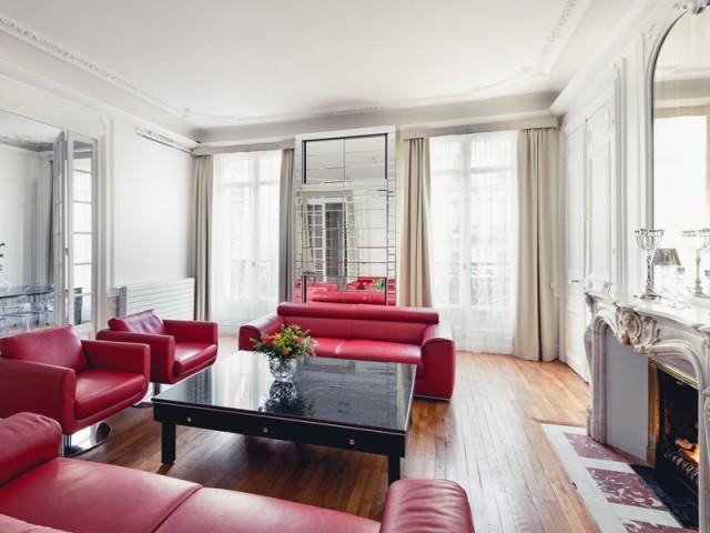 Un appartement aux mille reflets