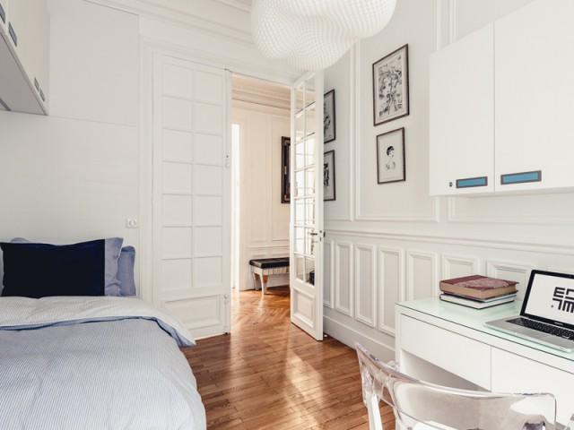 Chambre Bilal, hommage à Paris et la bande dessinée - Un appartement aux mille reflets