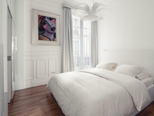 Chambre Timmers, hommage à un artiste/peintre - Un appartement aux mille reflets
