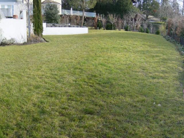 Avant Apres 4 Terrasses Pour Structurer Un Jardin En Pente