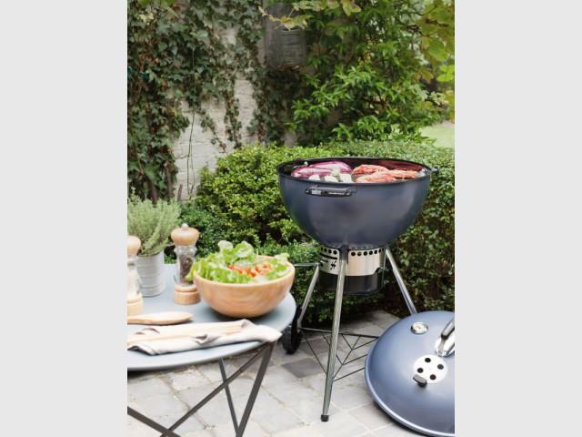 Un barbecue pour les amoureux de la cuisson au charbon - Un barbecue pour chaque occasion