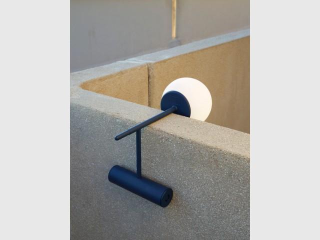 Des accessoires qui se déclinent dans les espaces extérieurs - Cité radieuse - Le Corbusier