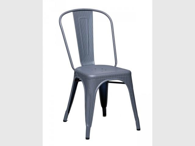 La chaise A revisitée par Giulio Ridolfo - Chaise TOLIX A