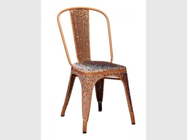 La chaise A revisitée par Sebastian Herkner - Chaise TOLIX A