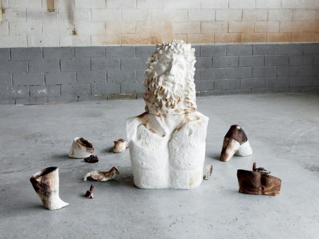 Céramique : Burn out par Vincent Kohler - Exposition Mirages