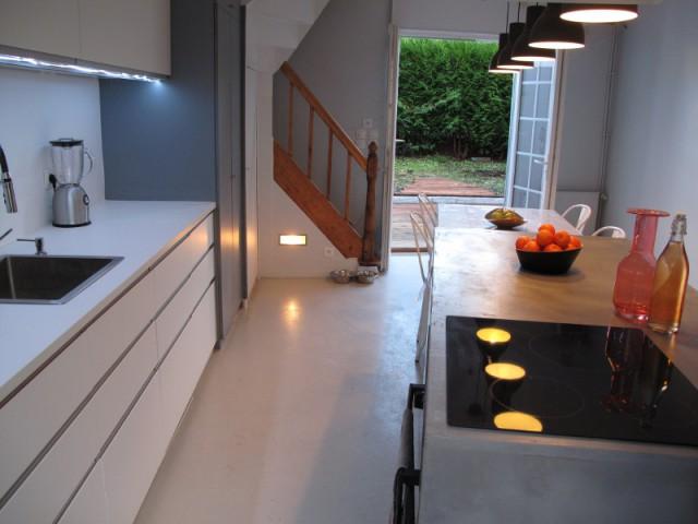m tamorphose connect e d 39 une maison normande. Black Bedroom Furniture Sets. Home Design Ideas