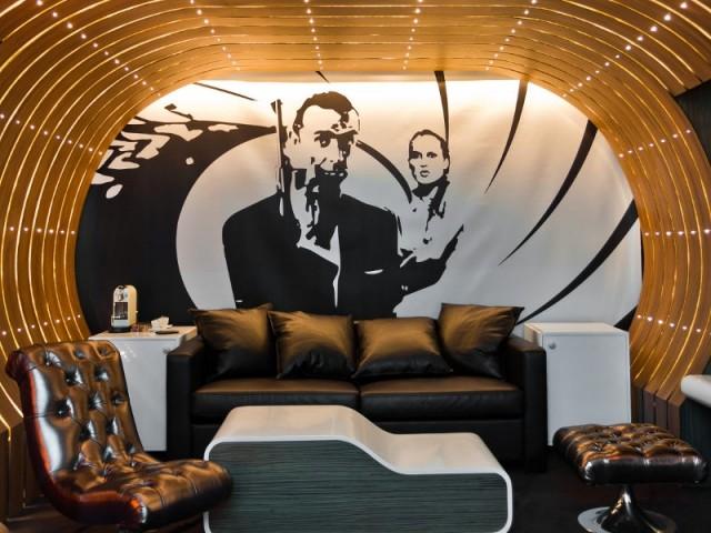Une suite inspirée d'un sous-marin - Suite 007