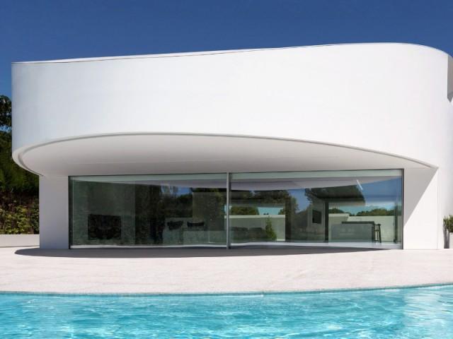 Casa Balint par Fran Silvestre Architectos