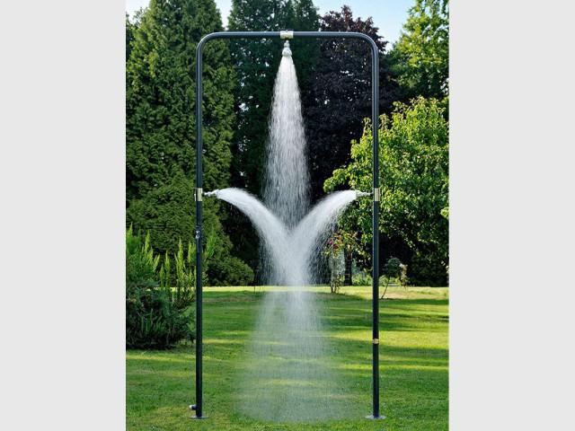 10 Douches De Jardin Pour Rester Au Frais Cet été