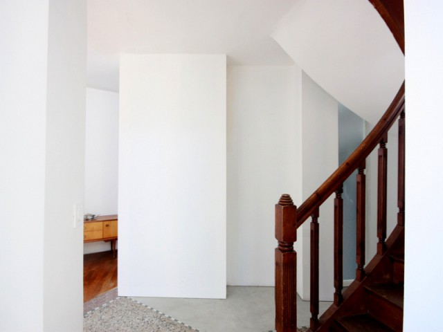 Une suite parentale aux portes cachées - Rénovation, extension et surélévation à Nantes