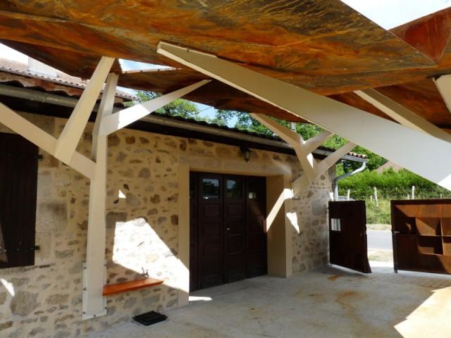 La Canopée - Abri de garage