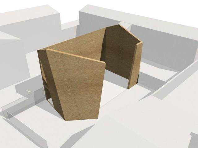 Le mélèze pour sublimer une architecture contemporaine - Maison Cosse - ARBA Architecture