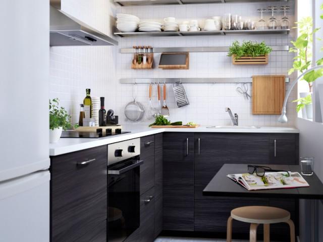 Aménager Une Cuisine Dans Moins De 6 M2 C Est Possible