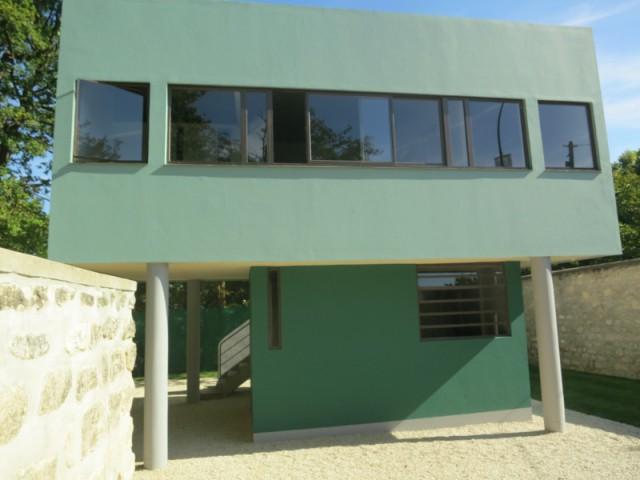 Un travail de réagencement des pièces après quelques restructurations - La Maison du Jardinier de Le Corbusier
