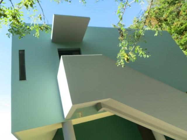 Fiche technique de la Maison du Jardinier - La Maison du Jardinier de Le Corbusier