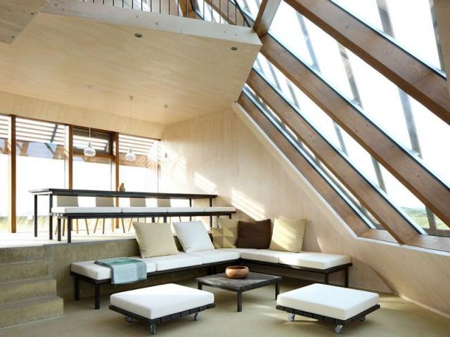 Décoration intérieure - Dune House