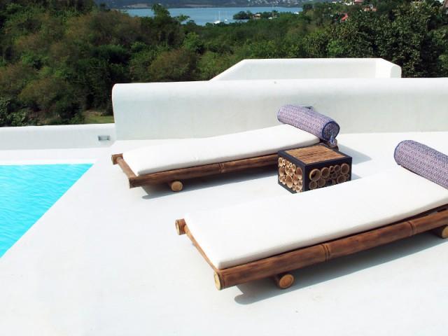 Aménagements extérieurs : le béton ciré sur la terrasse ! - Les différentes mises en oeuvre du béton ciré