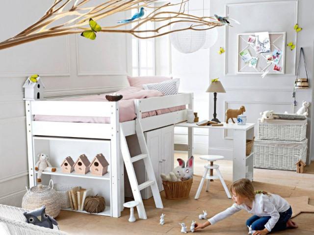 Chambre nature-nude - Tendances chambre d'enfants