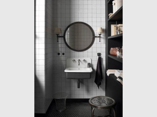 Des vasques en résine minérale hygiéniques et sans joint - Les usages de la résine minérale dans la maison