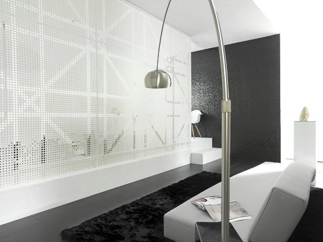 Une cloison en résine minérale pour un intérieur contemporain - Les usages de la résine minérale dans la maison
