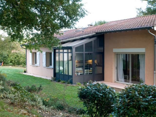 Maison Veranda Extension Duune Maison Avec Une Vranda With Maison