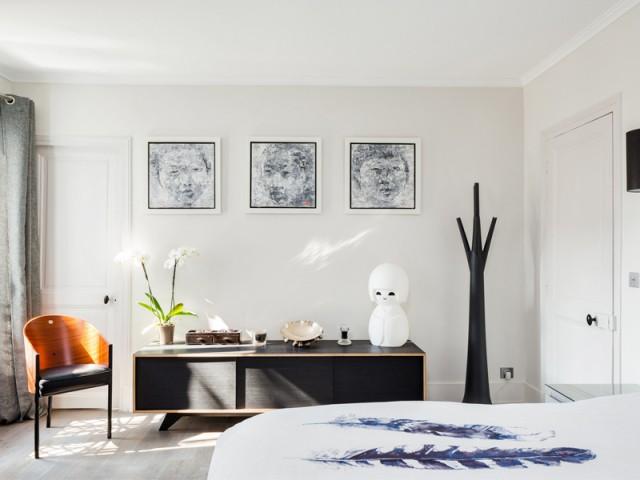 Une vaste superficie pour un confort maximum - Une maison bourgeoise dévoile sa face cachée