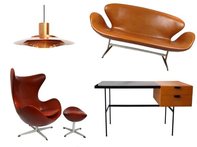 Chiner du mobilier vintage