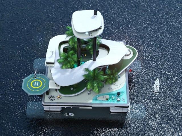Un design particulier - Kokomo Ailand