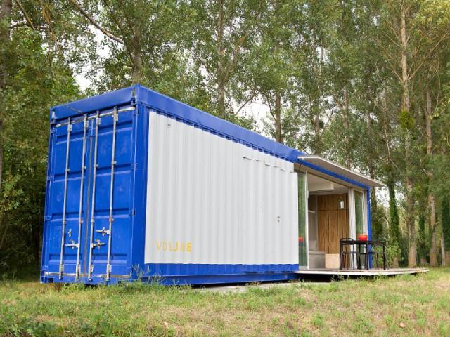 Container et projet volume