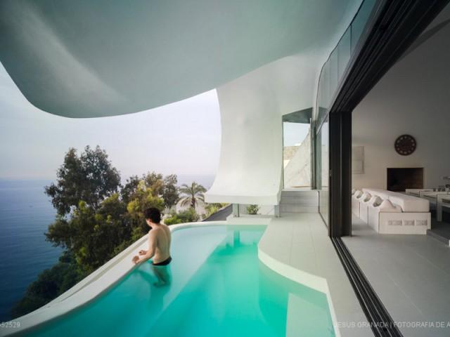 Un espace de vie ouvert sur la mer - Casa Campos - GilBartolomé Arquitectos