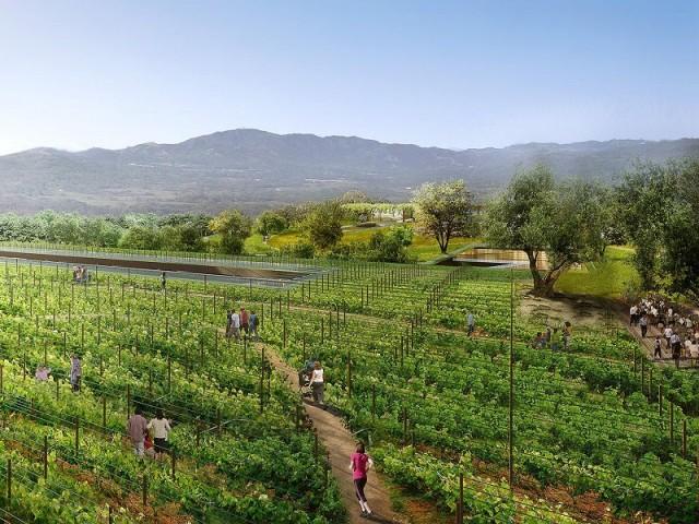 C'est un endroit qui ressemble à l'Italie... - Vallco The Hills