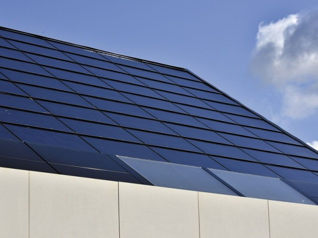 Une maison à énergie positive - Smart House