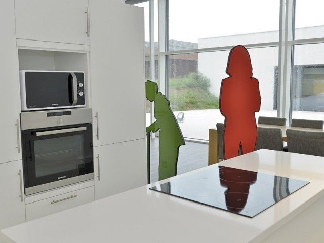 Présence humaine simulée - Smart House