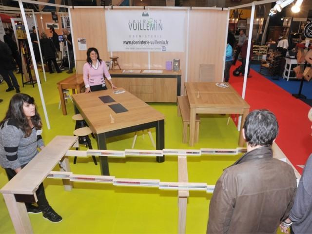 Se meubler local grâce à ... Un salon dédié au Made in France - Salon du Made in France, à la porte de versailles
