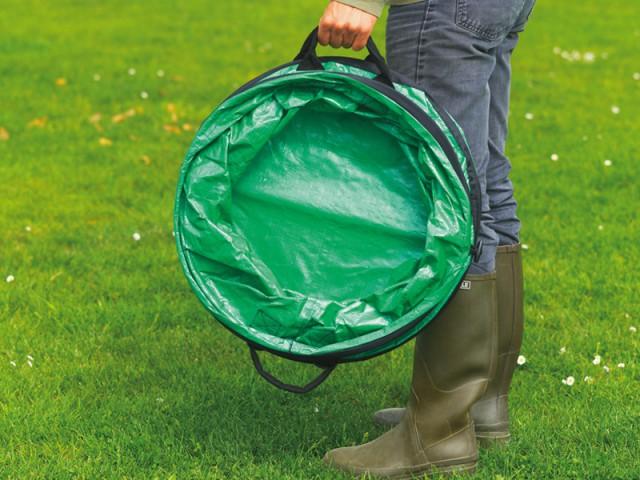 Jardinage d 39 automne op ration anti feuilles mortes for Sac pour feuilles mortes