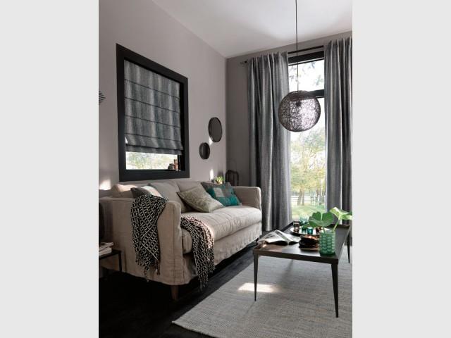 am nager son salon op ration cocooning. Black Bedroom Furniture Sets. Home Design Ideas