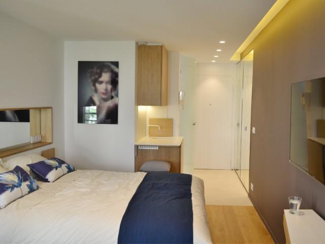 Objectif : en faire un lieu autonome et confortable - Un 22 m2 plein d'astuces gain de place
