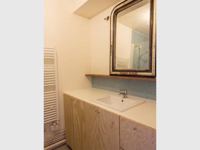 Fiche technique - Un appartement où règne la récup'