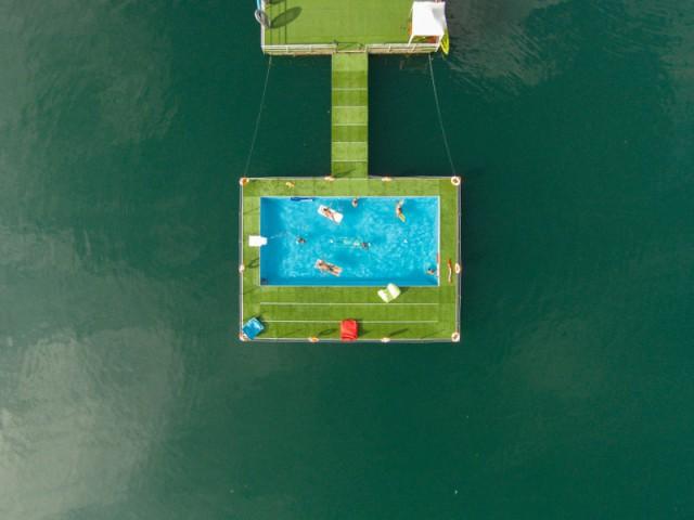 Catégorie innovation, accessoires, procédés ou équipements techniques de construction - Trophées de la piscine 2015 : Des piscines de rêve chez soi (1/2)