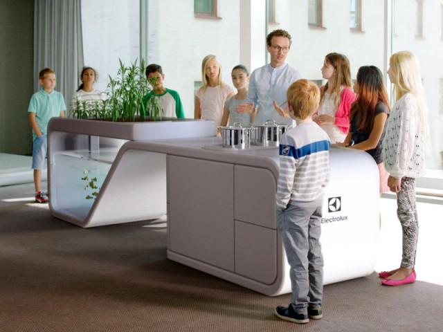 Future Classroom by Tobias Tsamisis