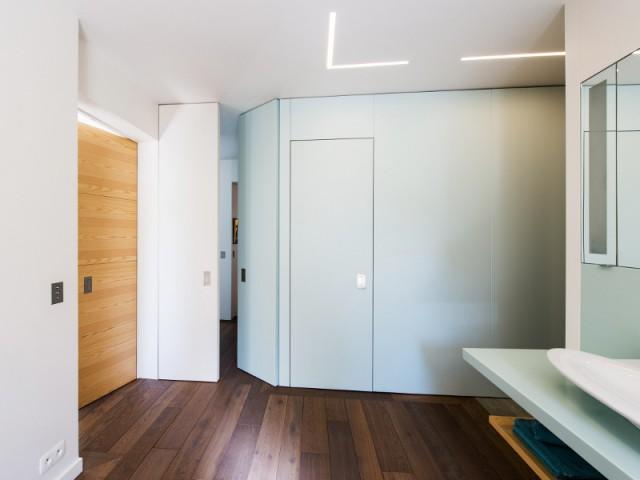 Des portes réalisées sur mesure, en fonction des besoins - Système Elezio