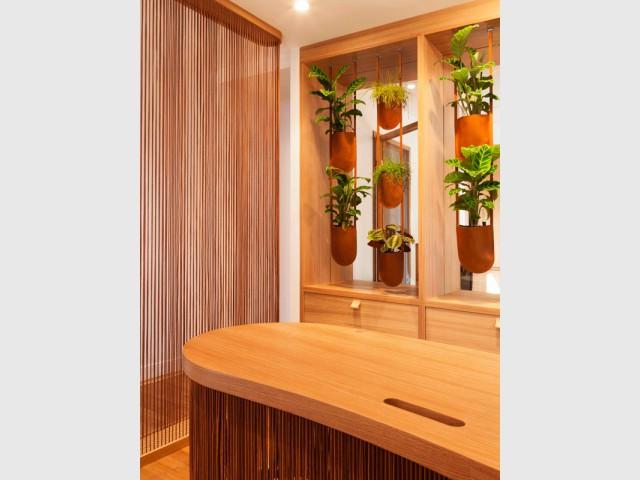 Le cuir pour habiller le sol ou les murs - A la découverte d'une cuirothèque