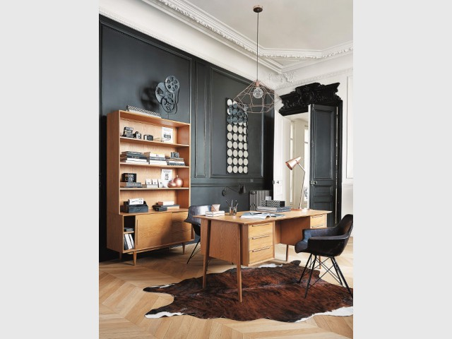 grand miroir poser au sol maison la fibre urbaine les id es de ma maison for decoration a poser. Black Bedroom Furniture Sets. Home Design Ideas