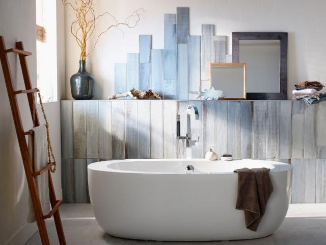 Des miroirs posés pour une salle de bains inspirée - Des miroirs dans mon intérieur