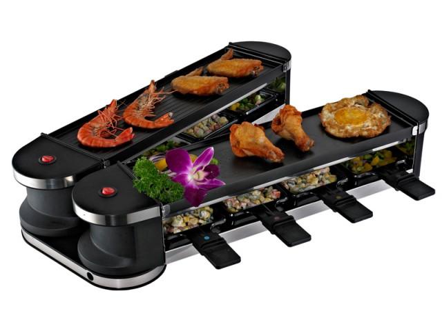 Electrom nager tous table et on partage - Appareil a raclette pour deux ...