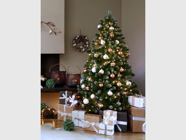 Noël 10 Inspirations Pour Décorer Votre Sapin