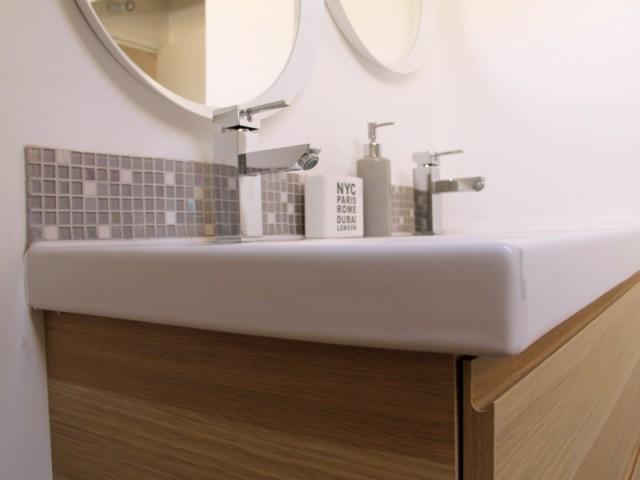 Fiche technique - Salle de bains sous les toits