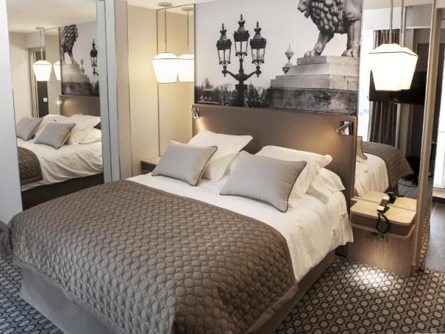h tel la lanterne paris 10 bonnes id es d co copier. Black Bedroom Furniture Sets. Home Design Ideas