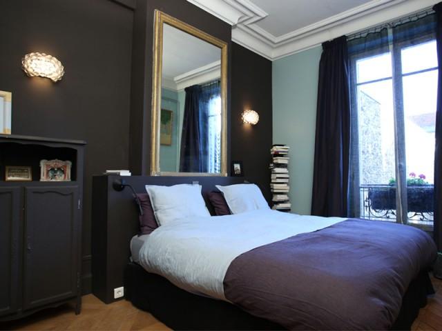 4 chambres et une suite parentale - Un Haussmannien dynamisé par un joyeux mélange